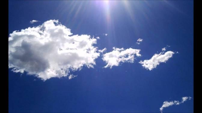 nuvole dissolte